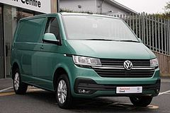 Volkswagen Transporter T28 Panel van Highline SWB 110 PS 2.0 TDI 5sp Manual