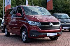 Volkswagen Transporter T32 Kombi Highline SWB 150 PS 2.0 TDI 7sp DSG