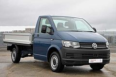 Volkswagen T32 Singlecab T32 Dropside LWB EU6 150 PS 2.0 TDI BMT 6sp Manual