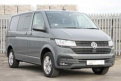Volkswagen Transporter T32 Kombi Highline SWB 150 PS 2.0 TDI 6sp Manual (6 Seat)
