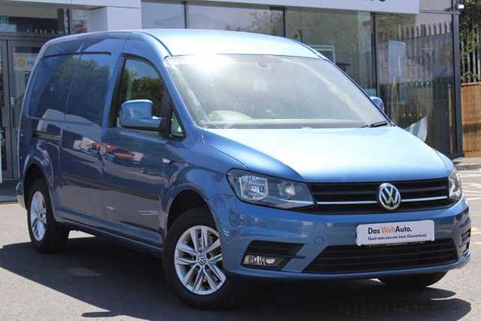 Volkswagen Caddy Maxi Panel Van 2.0 TDI C20 Maxi Highline BMT