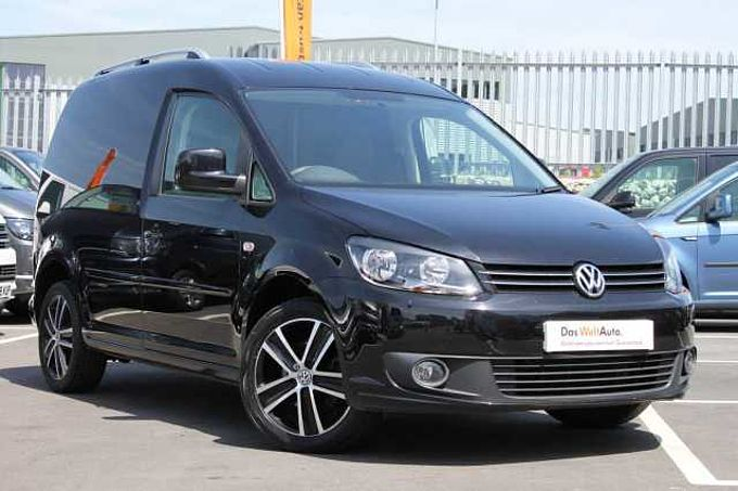 Volkswagen Caddy 1.6 TDI 102 C20 Black Edition BMT Panel Van